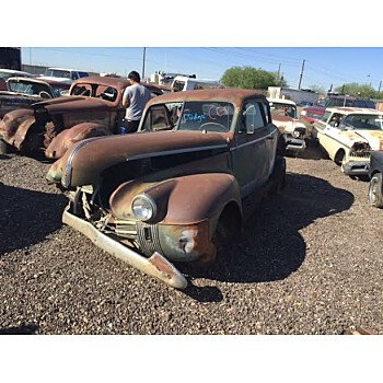 1940 Oldsmobile Other Oldsmobile Models for sale 100741305
