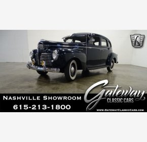 1940 Plymouth Deluxe for sale 101237745