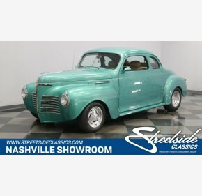 1940 Plymouth Other Plymouth Models for sale 101207172