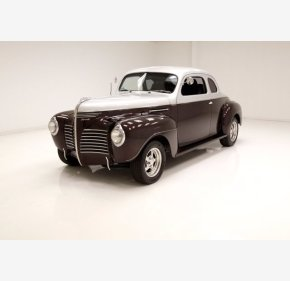 1940 Plymouth Other Plymouth Models for sale 101402027