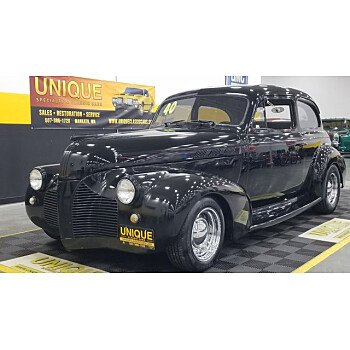1940 Pontiac Deluxe for sale 101566476