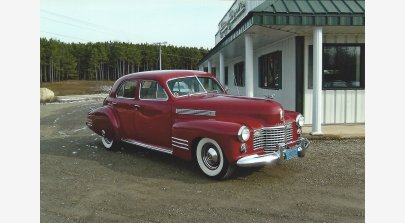 1941 Cadillac Series 62 for sale 101342786