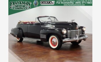 1941 Cadillac Series 62 for sale 101377554
