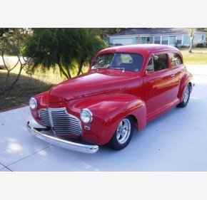 1941 Chevrolet Custom for sale 101089604