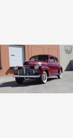 1941 Chevrolet Master Deluxe for sale 101467205