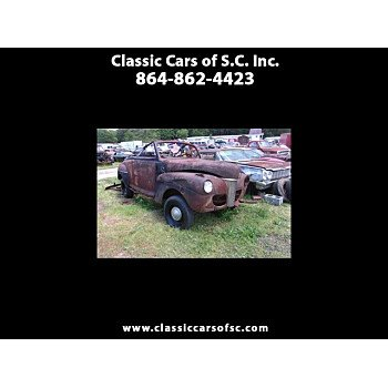 1941 Ford Other Ford Models for sale 101433272