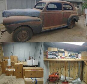 1941 Ford Super Deluxe for sale 101406198