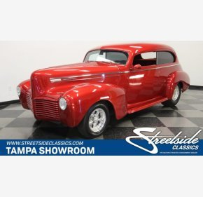 1941 Hudson Commodore for sale 101428033