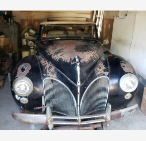 1941 Lincoln Continental for sale 101220475