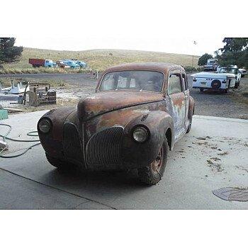 1941 Lincoln Custom for sale 101043092