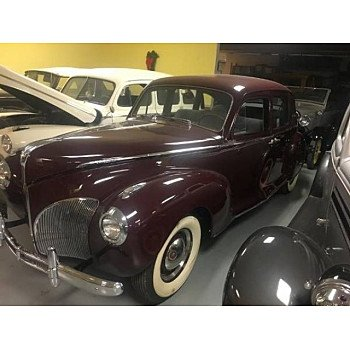 1941 Lincoln Zephyr for sale 101008687