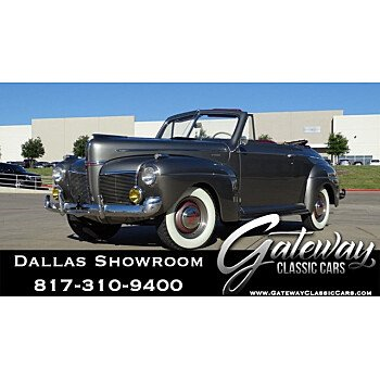 1941 Mercury Other Mercury Models for sale 101476928