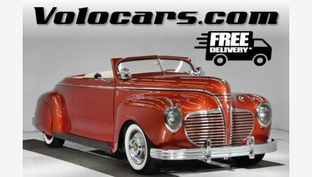1941 Plymouth Custom for sale 101329569