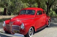 1941 Plymouth Model P11 for sale 101331188