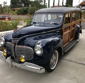 1941 Plymouth Other Plymouth Models for sale 101380859