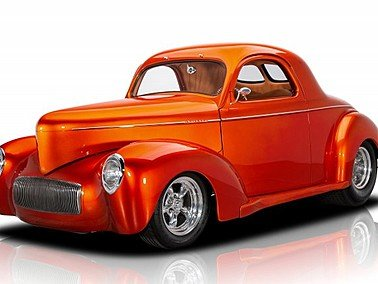 1941 Willys Americar for sale 101134988