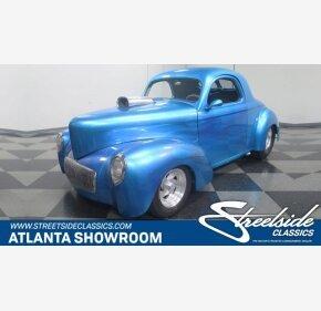 1941 Willys Custom for sale 100976057