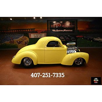 1941 Willys Other Willys Models for sale 100891749