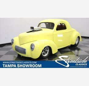1941 Willys Other Willys Models for sale 101360799
