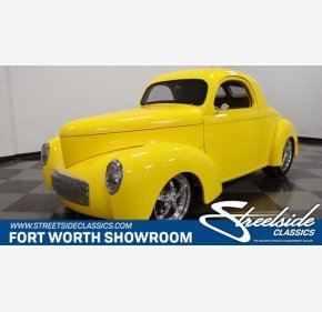 1941 Willys Other Willys Models for sale 101395732
