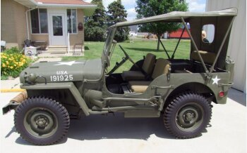 1942 Ford GPW for sale 101562276