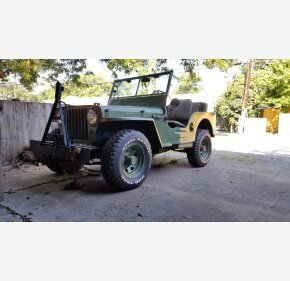 1942 Jeep Other Jeep Models for sale 101207718
