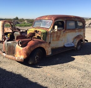 1946 Chevrolet Suburban for sale 100776647