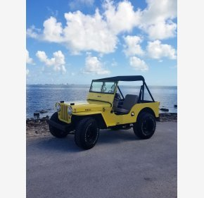 1946 Jeep CJ-2A for sale 101428205