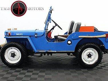 1946 Jeep CJ-2A for sale 101450808