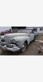 1946 Lincoln Continental for sale 101316246