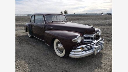 1946 Lincoln Continental for sale 101477725
