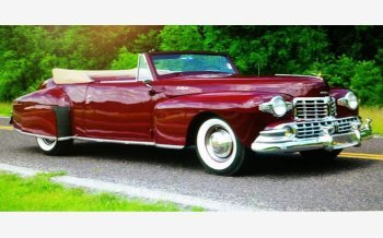 1946 Lincoln Continental for sale 101615700