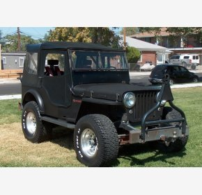 1946 Willys CJ-2A for sale 101094273