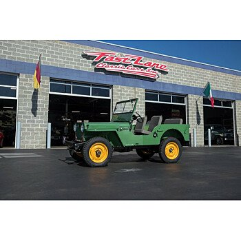 1946 Willys CJ-2A for sale 101164430