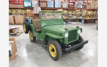 1946 Willys CJ-2A for sale 101343866