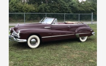 1947 Buick Roadmaster for sale 101200007