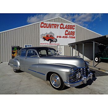1947 Cadillac Fleetwood for sale 101079804