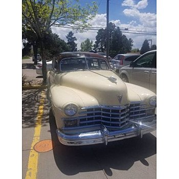 1947 Cadillac Fleetwood for sale 101583161