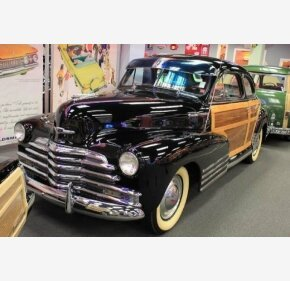 1947 Chevrolet Stylemaster for sale 101107387
