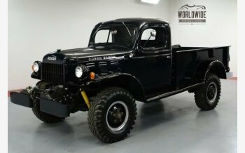 1947 Dodge Power Wagon for sale 101033772