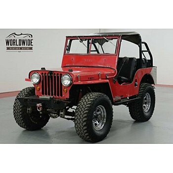 1947 Jeep Other Jeep Models for sale 101060700