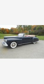 1947 Lincoln Continental for sale 101395368