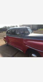 1947 Plymouth Special Deluxe for sale 101036190