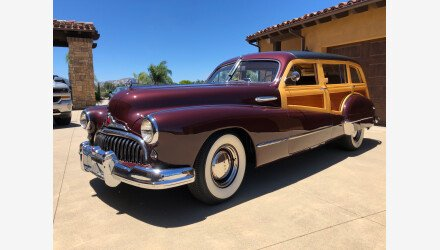 1948 Buick Roadmaster for sale 101338698