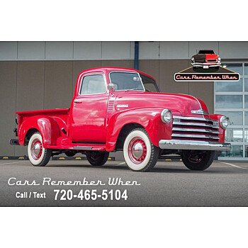 1948 Chevrolet 3100 for sale 101484294