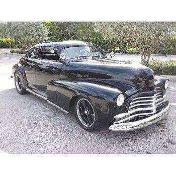 1948 Chevrolet Custom for sale 101583218
