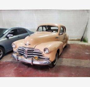 1948 Chevrolet Fleetline for sale 101386324