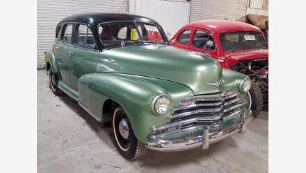 1948 Chevrolet Fleetmaster for sale 101269234