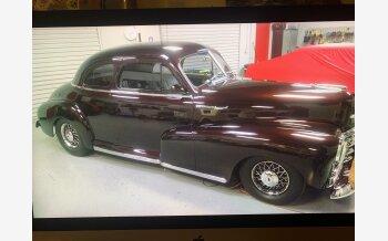 1948 Chevrolet Fleetmaster for sale 101394611