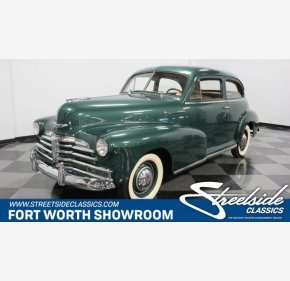 1948 Chevrolet Stylemaster for sale 101160407
